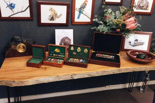 Murphys of Healesville Medal Boxes 4