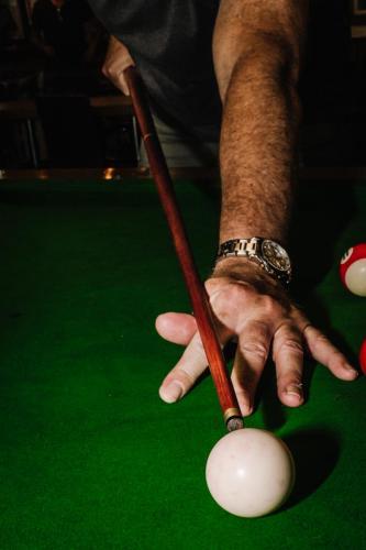 Murphys of Healesville Jarrah Pool Cue 7