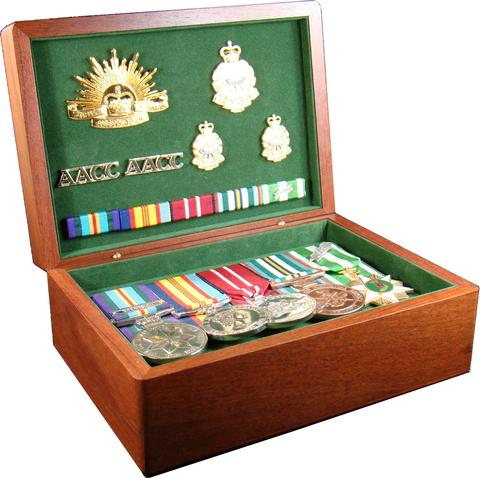 Murphys of Healesville Medal Boxes 10